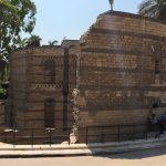 EL CAIRO. LA FORTALEZA ROMANA DE BABILONIA